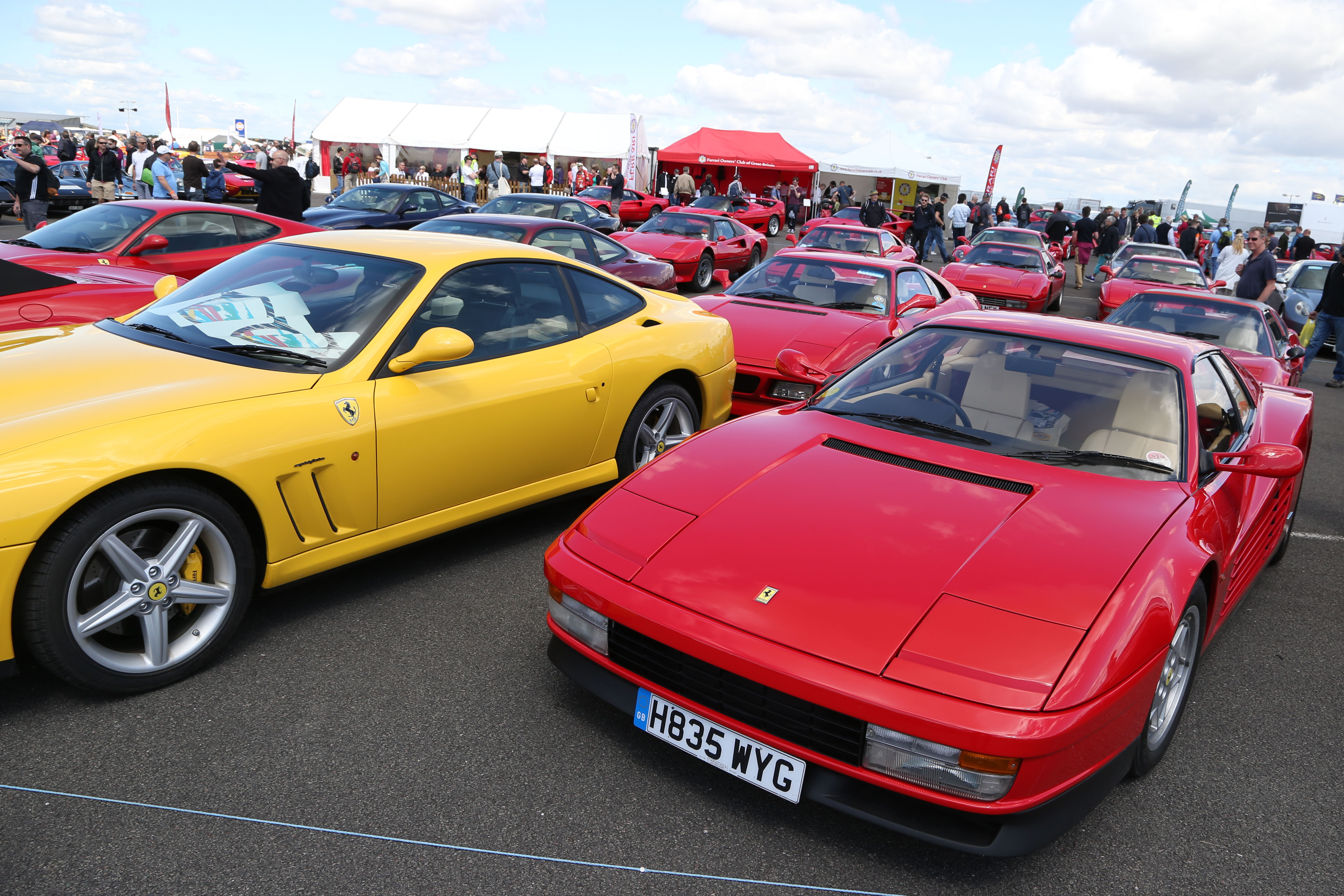 ferrari how much it parkers convertible insurance review is insure to