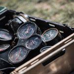 Classic motorcycle speedos