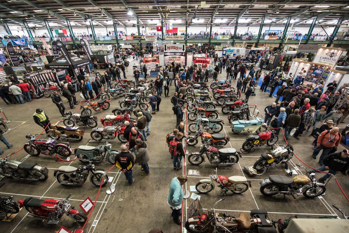 Stafford Bike Show Gui...