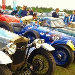 Classic car and giant autojumble Tatton