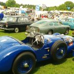 Tatton Park car show
