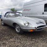 Jaguar at Silverstone