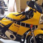 1985 Yamaha RD 350