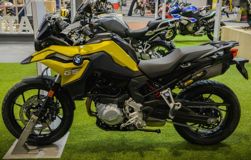 BMW NEC bike show 2017