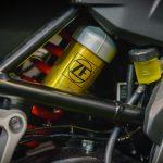 BMW F750GS suspension