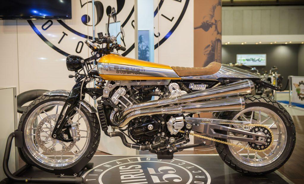 NEC bike show