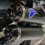 NEC bike show Ducati Monster