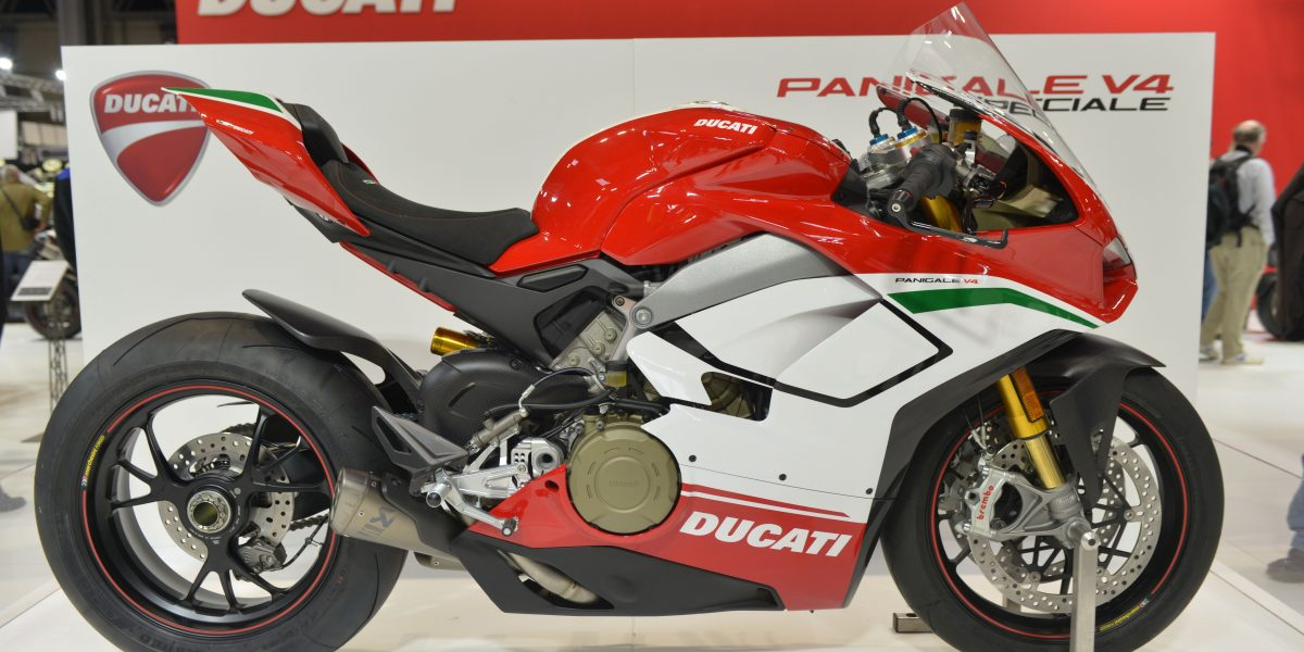 Is The Panigale V4 The Best Of The New Metal At The Nec Principal