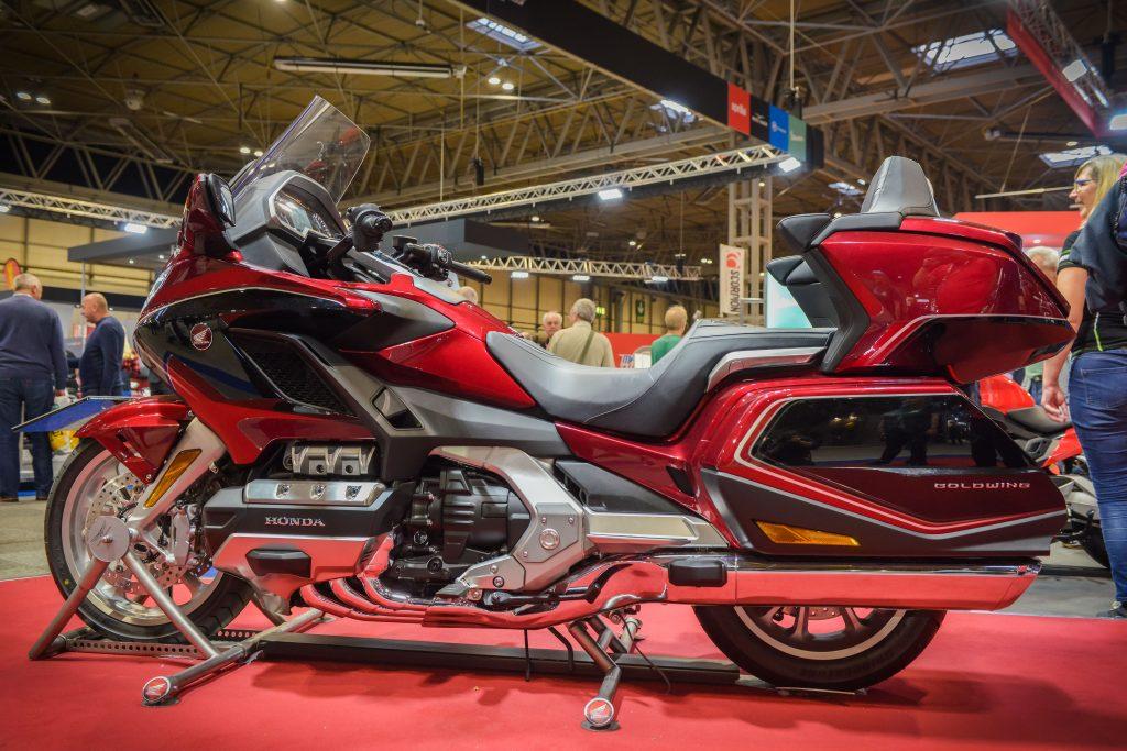 Honda NEC bike show 2017