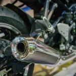 Kawasaki motorcycles NEC