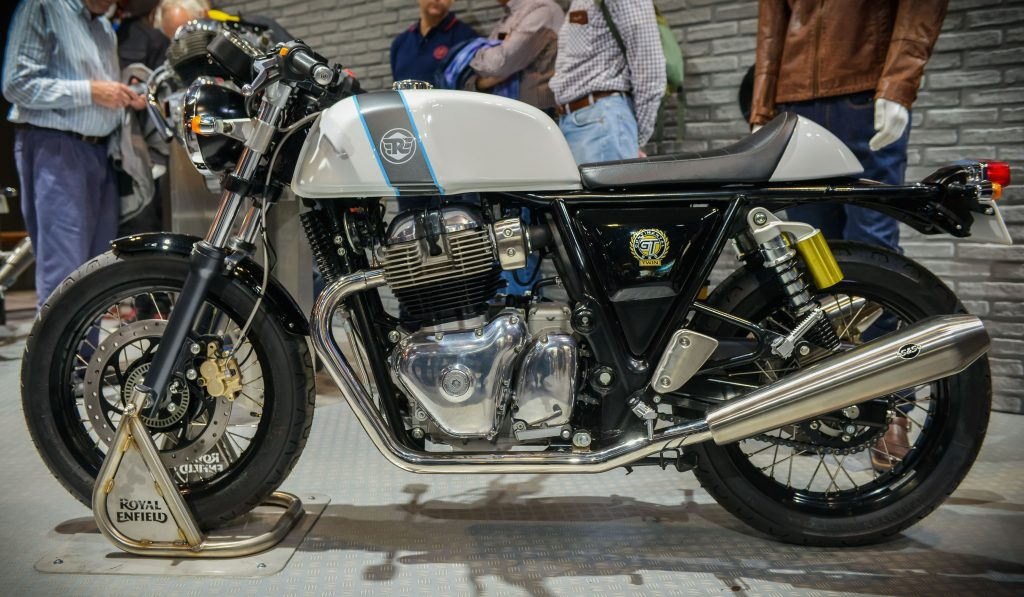 Royal Enfield Motorcycle live 2017