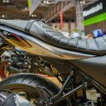 SV650X NEC bike show