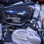 Triumph Speedmaster Bonneville engine