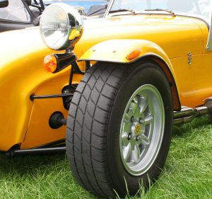 Caterham 7 insurance