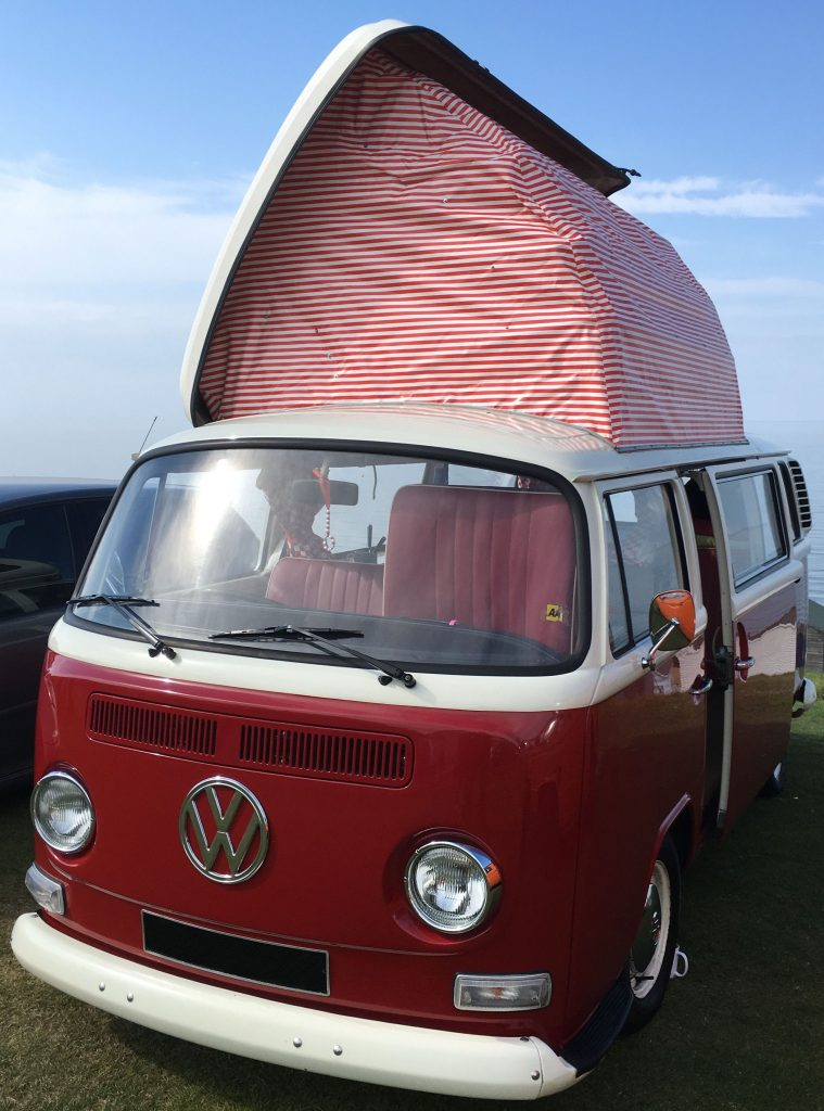 Classic campervan insurance