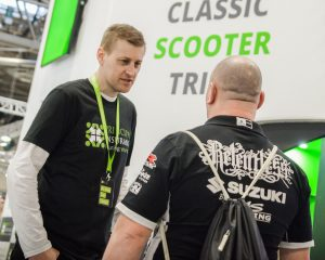 Motorcycle Live 2019 show