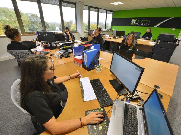 Principal Insurance jobs Manchester