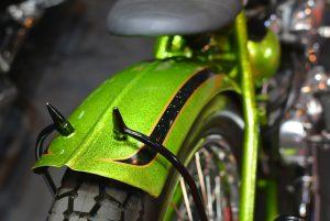 Custom bike insurance