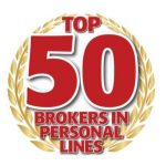 Top 50 Personal Lines Broker