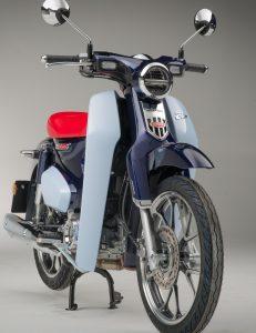 honda cub scooter insurance