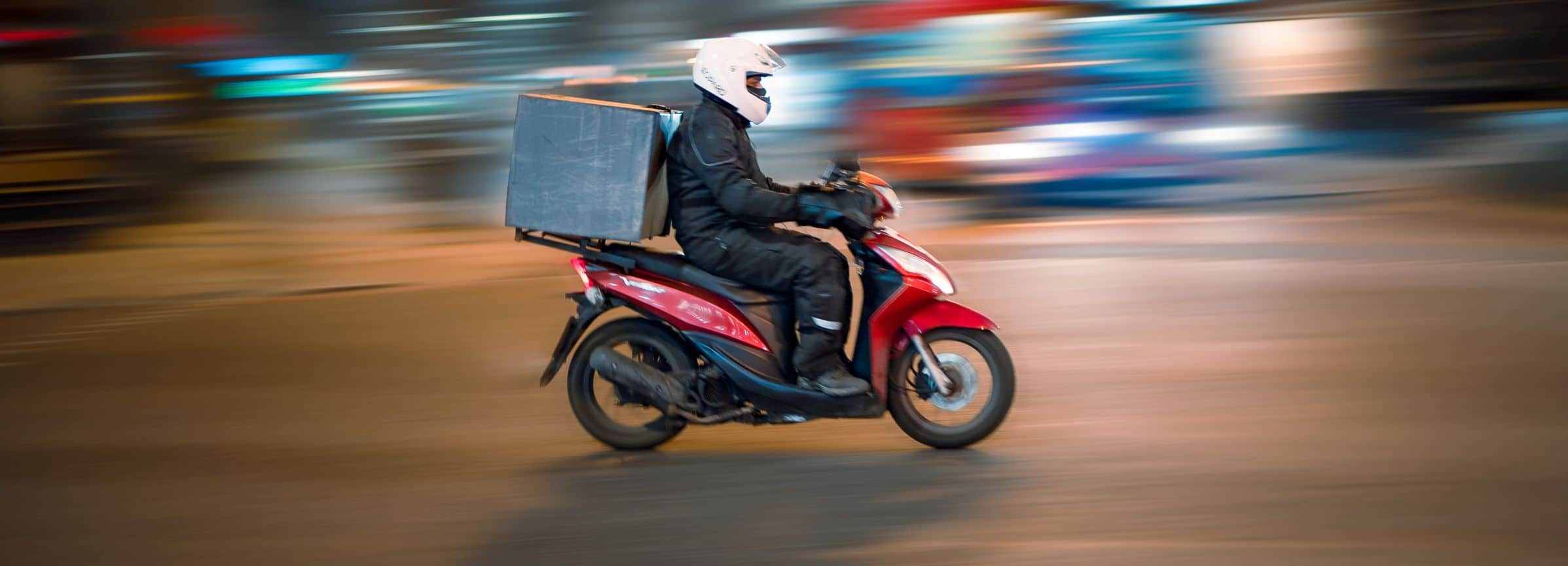 delivery rider insurance