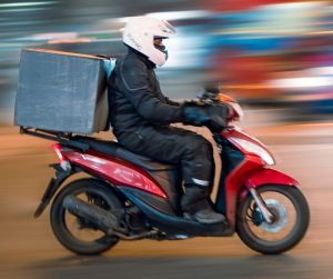 self employed courier insurance